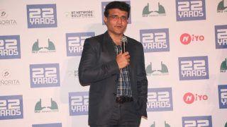 Former Cricketer Sourav Ganguly Inaugurates First Cricket-themed Restaurant in Kolkata