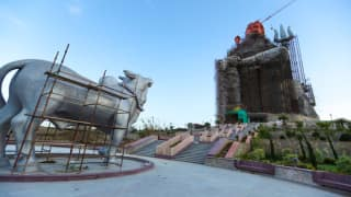 Statue of Belief in Nathdwara Will Soon be Open For Public Viewing