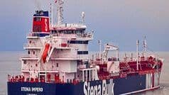 Indians Among 23 Crew Members on Board on British Tanker Seized by Iran