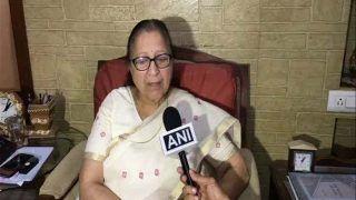 सुमित्रा महाजन ने कहा, आजम खान खुद सोचें कि वह सांसद कहलाने के लायक हैं या नहीं