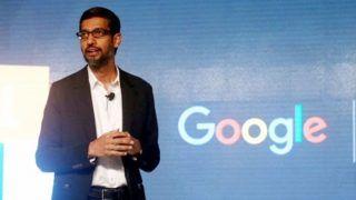 Making Privacy Controls More Easily Accessible: Google CEO Sundar Pichai