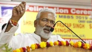 PM Modi Has Decided 'Date of War' With Pakistan & China: UP BJP Chief's Controversial Remark