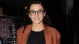 Mission Mangal: Taapsee Pannu Wants More Movies With Space Backdrop to be Made
