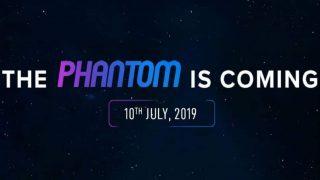 Tecno Phantom 9 India Launch : टेक्नो आज लॉन्च करेगी इन-डिस्प्ले फिंगरप्रिंट स्केनर वाला स्मार्टफोन Tecno Phantom 9