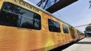 IRCTC's Tejas Express Makes Around Rs 70 Lakh Profit in First Month of Operation: Report