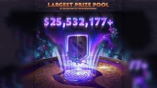 Dota 2 The International 2019 prize money crosses a record breaking $25.5 million