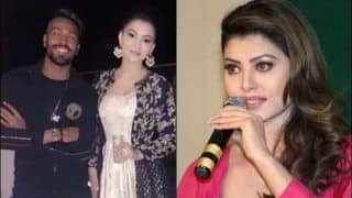 Urvashi Rautela Requests Media to Stop Linking Her to Hardik Pandya: 'I Have a Family to Answer' | SEE POST