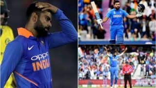 Rohit Sharma, Jasprit Bumrah Included ICC's Cricket World Cup 2019 XI, Virat Kohli Fails to Find Place; Kane Williamson to Lead Side