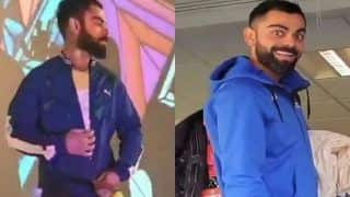 Virat Kohli Shows off His Killer Dance Moves to Stay in Positive Frame of Mind Ahead of India's Tour of West Indies 2019 | WATCH VIDEO