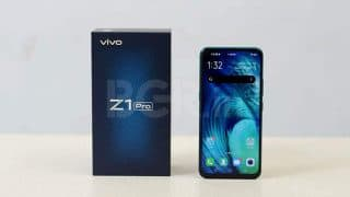 Vivo Z1 Pro sale today at 12PM: Price, offers, features, specifications