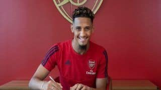 English Football Club Arsenal Confirms Signing of French Defender William Saliba