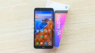 Xiaomi Redmi 7A sale today at 12PM via Mi.com and Flipkart: Price in India, specifications, features