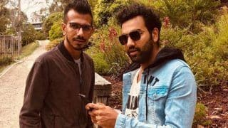 Yuzvendra Chahal Trolls Rohit Sharma on Latest Instagram Post For Wife Ritika Sajdeh | SEE POSTS