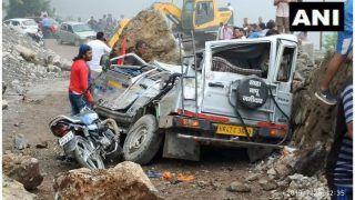 Uttarakhand: Two Kaanwariyas Dead as Boulder Falls on Vehicle, Rescue Operation Underway