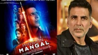 Mission Mangal: Akshay Kumar Plays a Senior Scientist - Character Details Out