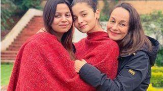 फैमिली के साथ आलिया ऊटी में बिता रहीं खास वक्त, Soni Razdan के साथ ले रही हैं ठंड का मजा