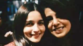 Alia Bhatt Wishes 'The Most Beautiful Soul' Neetu Kapoor on Her 61st Birthday With Cakes, Candles And More