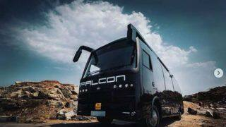Telugu actor Allu Arjun Shares Photos of Newly Upgraded Vanity Van Whopping Rs 7 Crore- See Here