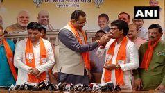 गुजरात: कांग्रेस के दो पूर्व MLA अल्पेश ठाकोर और धवल सिंह जाला ने थामा बीजेपी का हाथ