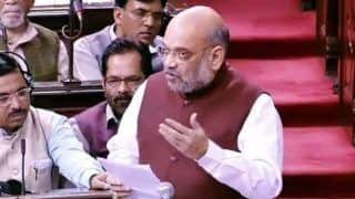 'Kindly Look at Your Past', Amit Shah Hits Back at Congress For Accusing Centre of 'Misusing Laws'