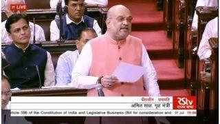 कश्मीर को भारत से नहीं कर सकता कोई अलग, आतंकियों की झेलनी पड़ेगी कठोरता: गृहमंत्री अमित शाह