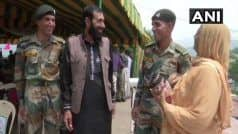 Martyr Aurangzeb's Brothers Also Join Army in J&K's Rajouri