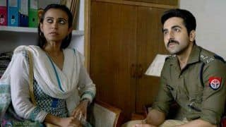 Article 15 Box Office Day 4: Ayushmann Khurrana's Film Collects Rs 24.01 cr, Stays Strong Despite Mumbai Rains And Kabir Singh-Wave