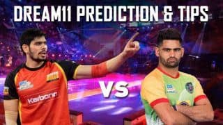 Dream11 Team BLR vs PAT Pro Kabaddi League 2019 - PKL Prediction Tips For Today's Match Bengaluru Bulls vs Patna Pirates at Gachibowli Indoor Stadium