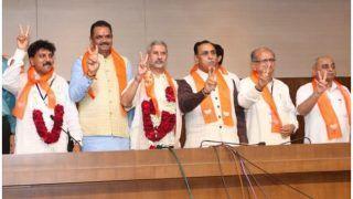 गुजरात: विदेश मंत्री एस जयशंकर और भाजपा उम्मीदवार जुगलजी ठाकोर राज्यसभा उपचुनाव जीते