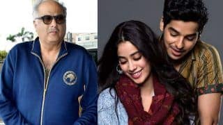 Boney Kapoor Breaks Silence on The Rumours of Janhvi Kapoor Dating Ishaan Khatter After Dhadak