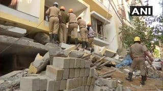 Bengaluru: 4 Killed, 7 Injured After Under-construction Building Collapses in Pulikeshi Nagar