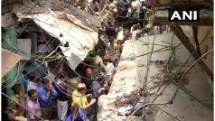 मुंबई में बड़ा हादसा: 4 मंजिला इमारत गिरने से अब तक 12 लोगों की मौत, अन्य 50 फंसे होने की आशंका