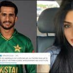 Pakistan Cricketer Hasan Ali Clears Air on Twitter About His Wedding With Indian Girl, Says it is Not Yet Confirmed