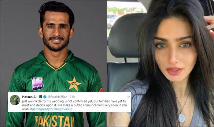 'It is Not Confirmed Yet', Hasan Ali Clears Air About His Marriage With Indian Girl