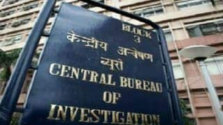 CBI Arrests DRI ADG in Ludhiana, Middleman in Rs 25 Lakh Bribery Case