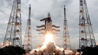 Chandrayaan-2: ISRO Spacecraft to Reach Moon's Orbit on August 20