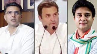 Sachin Pilot, Jyotiraditya Scindia Top Runners For Congress Chief Post? Senior Party Leaders to Meet Today