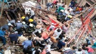 Mumbai Building Collapse: Rescue Op on For Over 40 Trapped