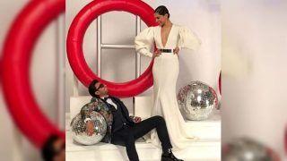 दीपिका ने शेयर की रणवीर की पुरानी तस्वीर, फैंस ने पूछा- पति को मिस कर रही हैं ?'