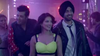 Sunny Leone to Dance With Diljit Dosanjh-Varun Sharma in Crazy Habibi VS Decent Munda From Arjun Patiala
