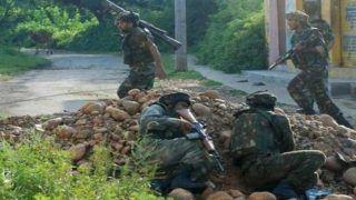 J&K Cop Martyred, 1 Terrorist Gunned Down in Baramulla Encounter