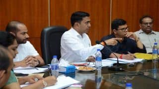 गोवा: सीएम सावंत ने जीएफपी के तीन मंत्रियों और एक निर्दलीय मंत्री से इस्तीफा मांगा