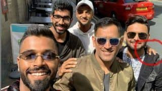 Whose Hand is That? Hardik Pandya's Photo With The Boys is Churning Out Netizen's Brains, Check Here