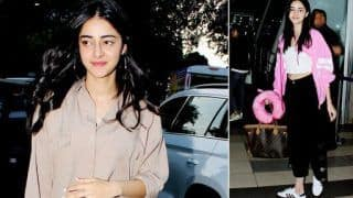 Watch: Ananya Panday Launches a Campaign Against Social Media Bullying