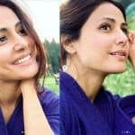 Hina Khan is Beauty Personified in No Makeup Look From Srinagar Mountains, Hot Pics Will Wash Away Your Mid-Week Blues
