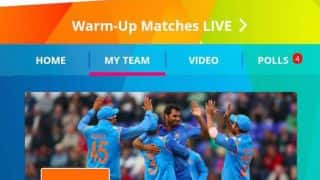 ICC Cricket World Cup 2019: INDvsNZ Semi finals मैच की Live Streaming ऐसे देखें