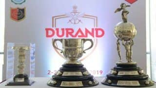 Asia's Oldest Football Tournament Durand Cup Returns After Three Years Break