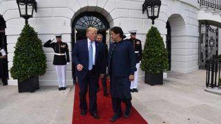 ट्रंप से मिलने के बाद इमरान खान बोले- पाकिस्तान जैसा है अमेरिका का नजरिया, बनी समझ