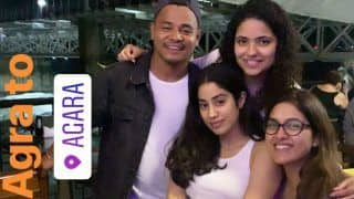 Kargil Girl: Janhvi Kapoor Heads to Georgia With Film's Team to Shoot Gunjan Saxena Biopic, See Picture