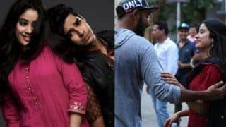 Janhvi Kapoor And Ishaan Khatter Get Emotional And Nostalgic as Dhadak Completes One Year